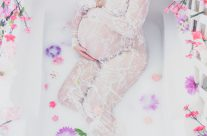 Maternity Milk Bath Session2