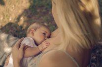 Maternity Breastfeeding Photography