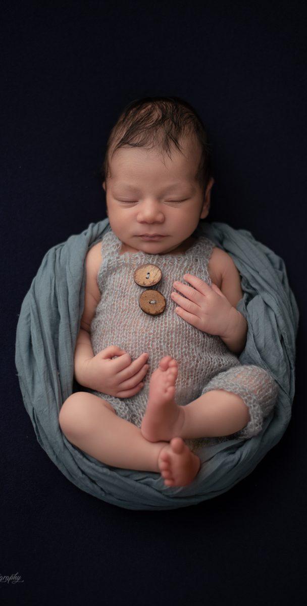 Newborn Baby Portrait Thompson's Station TN