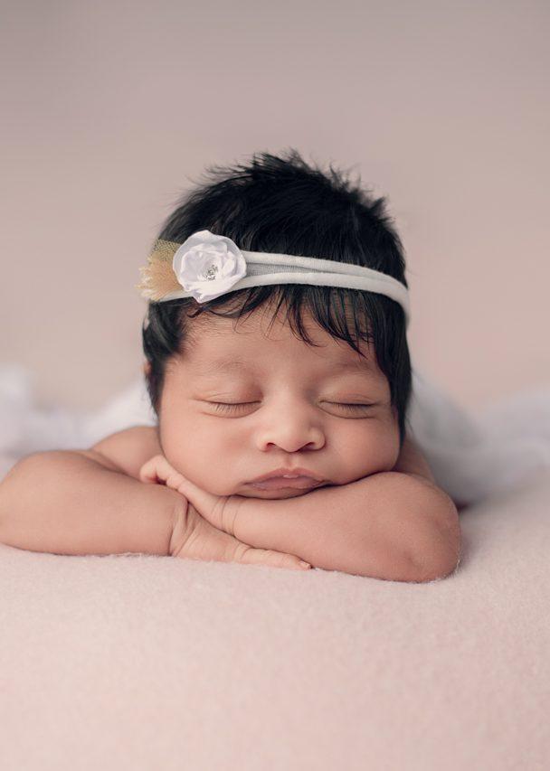 Newborn Photoshoot Nashville Tennessee